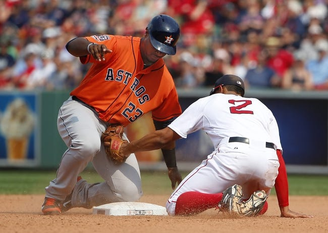 Houston Astros vs. Boston Red Sox - 7/21/15 MLB Pick, Odds, and Prediction