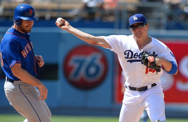 Mets vs. Dodgers - 7/23/15 MLB Pick, Odds, and Prediction