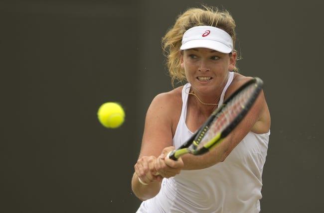 Maria Sharapova vs. Coco Vandeweghe 2015 Wimbledon Tennis Pick, Odds, Prediction