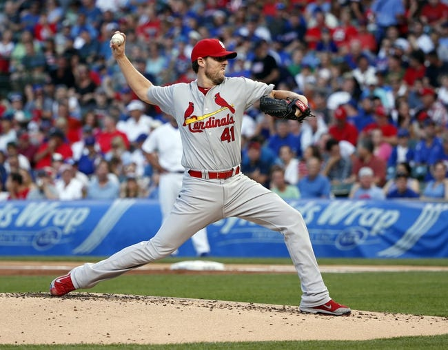 Chicago Cubs vs. St. Louis Cardinals Game One - 7/7/15 MLB Pick, Odds, and Prediction