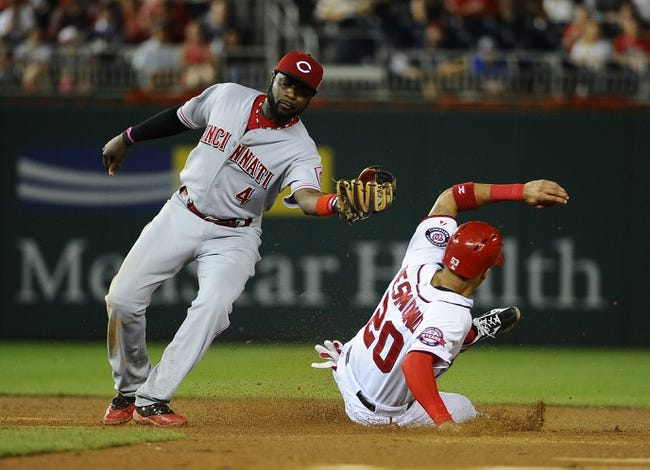 Nationals vs. Reds - 7/7/15 MLB Pick, Odds, and Prediction