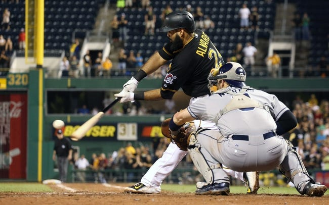 Pittsburgh Pirates vs. San Diego Padres - 7/8/15 MLB Pick, Odds, and Prediction