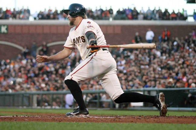 San Francisco Giants vs. New York Mets - 7/8/15 MLB Pick, Odds, and Prediction