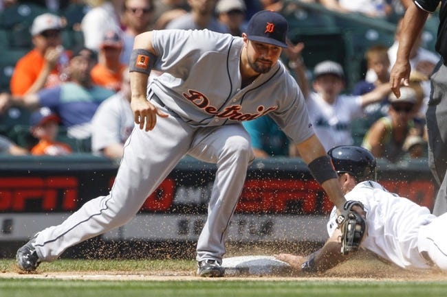 Mariners at Tigers - 7/20/15 MLB Pick, Odds, and Prediction