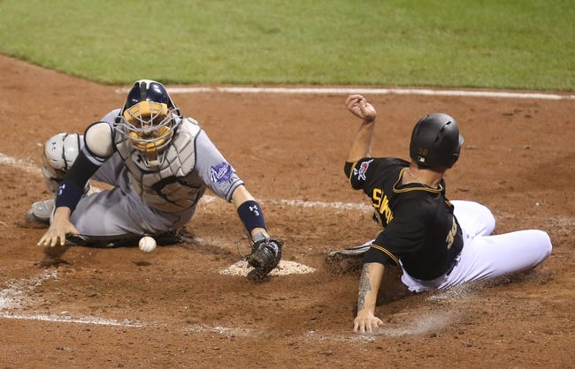 Pirates at Padres - 4/19/16 MLB Pick, Odds, and Prediction