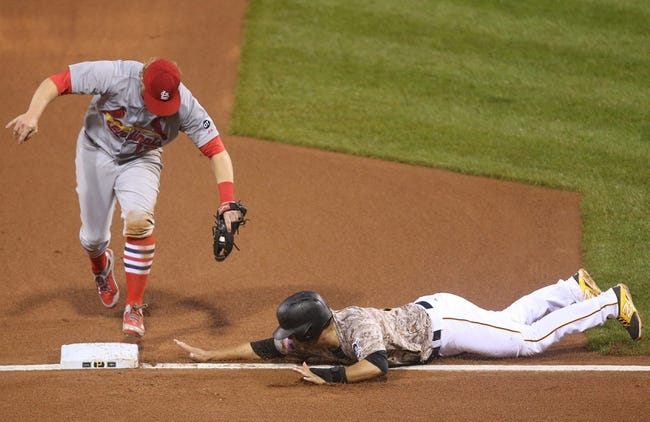 Pirates vs. Cardinals - 7/10/15 MLB Pick, Odds, and Prediction