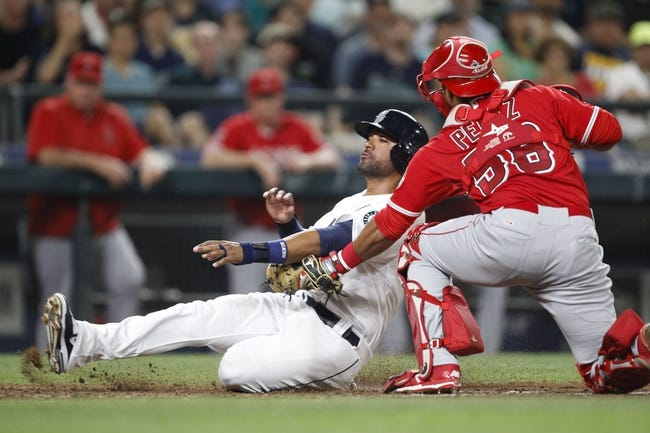 Seattle Mariners vs. Los Angeles Angels - 7/10/15 MLB Pick, Odds, and Prediction