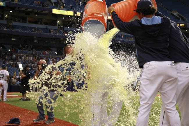 Rays vs. Astros - 7/11/15 MLB Pick, Odds, and Prediction