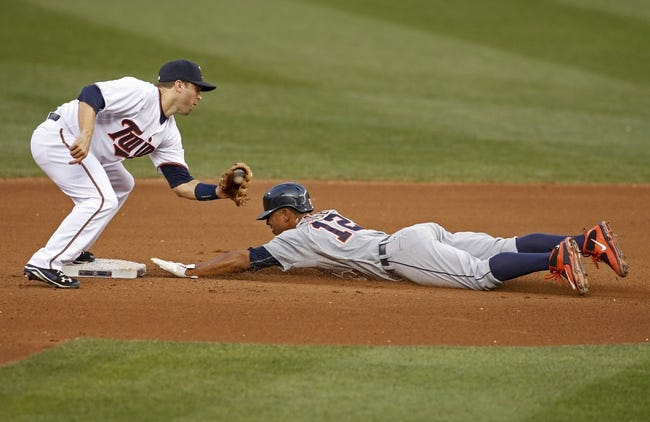 Twins vs. Tigers - 7/11/15 MLB Pick, Odds, and Prediction