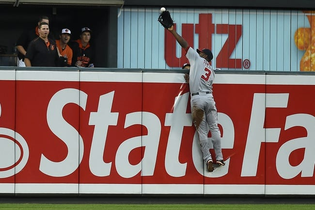 Orioles vs. Nationals - 7/12/15 MLB Pick, Odds, and Prediction