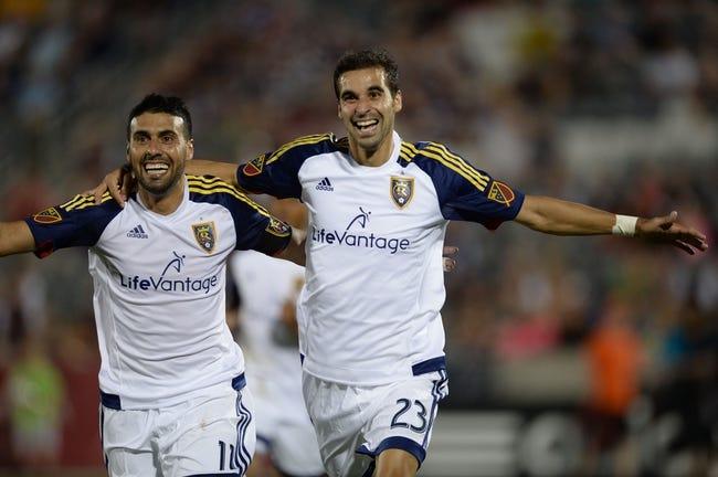 MLS Soccer: Sporting Kansas City vs. Real Salt Lake Pick, Odds, Prediction - 7/24/15