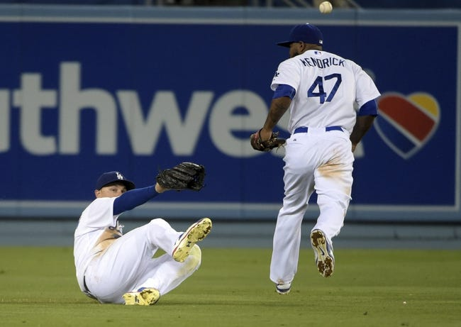 Los Angeles Dodgers vs. Milwaukee Brewers - 7/12/15 MLB Pick, Odds, and Prediction