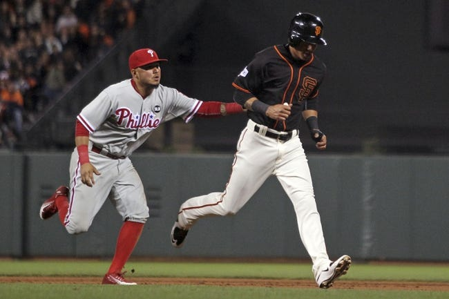 Phillies at Giants - 6/24/16 MLB Pick, Odds, and Prediction