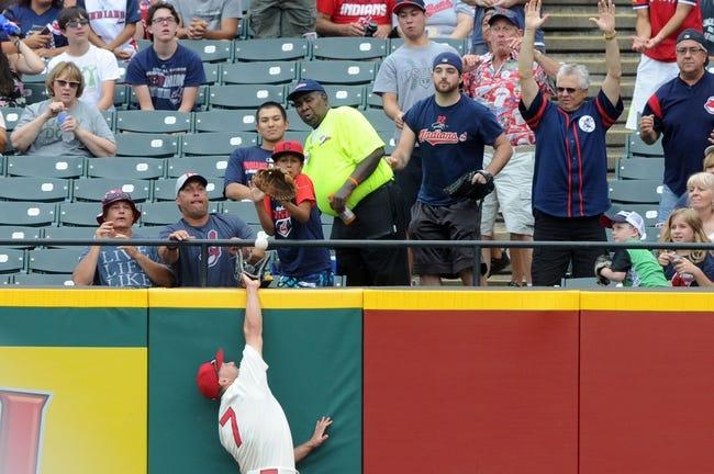 Oakland Athletics vs. Cleveland Indians - 7/30/15 MLB Pick, Odds, and Prediction