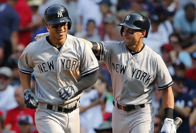 Red Sox at Yankees - 8/4/15 MLB Pick, Odds, and Prediction