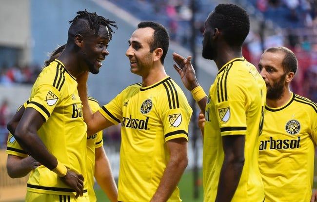 MLS Soccer: Chicago Fire vs. Columbus Crew SC Pick, Odds, Prediction - 7/19/15