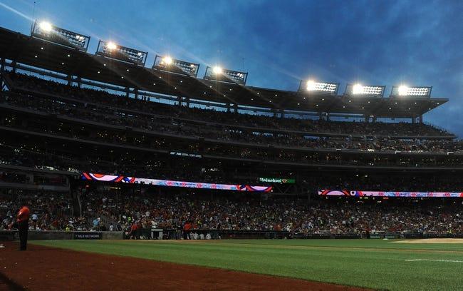Washington Nationals vs. Los Angeles Dodgers - 7/18/15 MLB Pick, Odds, and Prediction