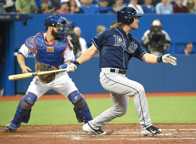 Toronto Blue Jays vs. Tampa Bay Rays - 7/18/15 MLB Pick, Odds, and Prediction