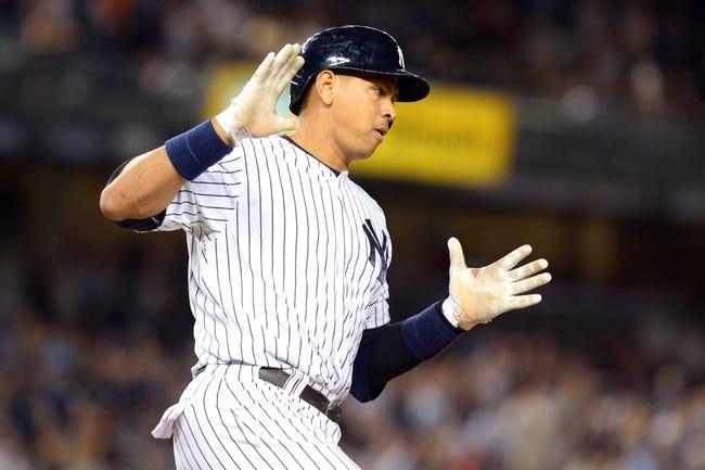 Yankees vs. Mariners - 7/18/15 MLB Pick, Odds, and Prediction