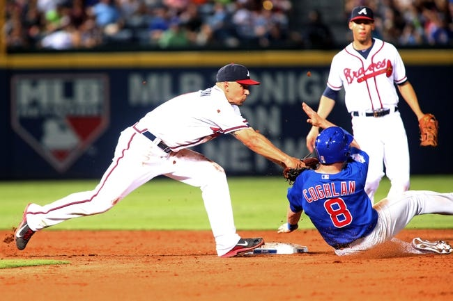 Braves vs. Cubs - 7/18/15 MLB Pick, Odds, and Prediction
