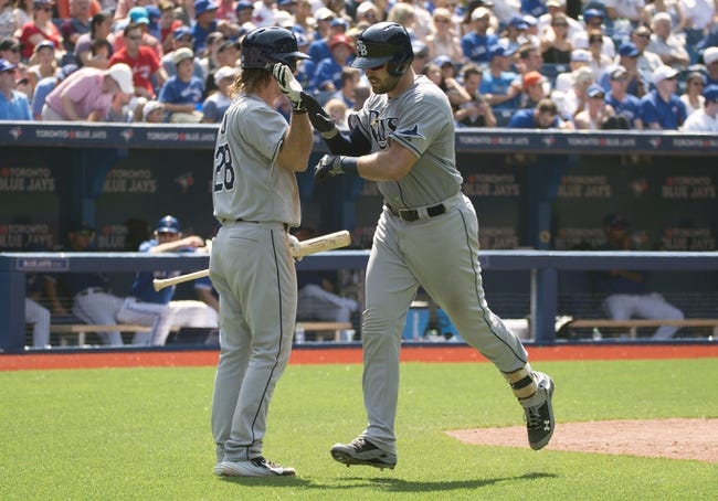 Blue Jays vs. Rays - 7/19/15 MLB Pick, Odds, and Prediction