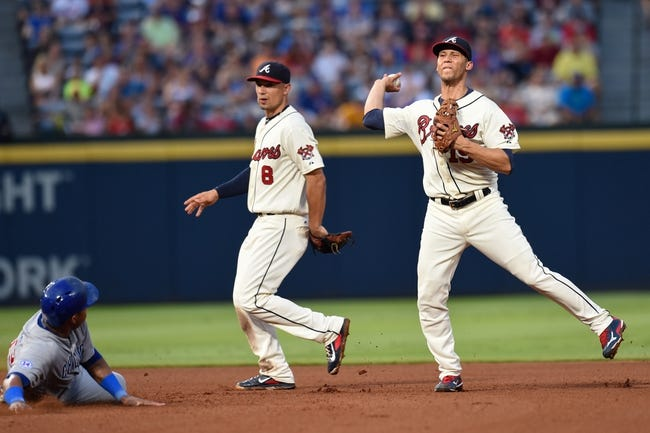 Braves vs. Cubs - 7/19/15 MLB Pick, Odds, and Prediction