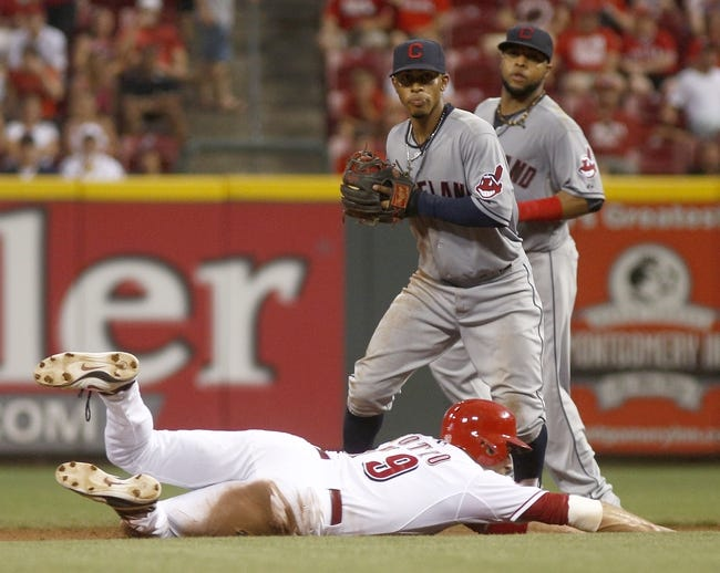 Cincinnati Reds vs. Cleveland Indians - 7/19/15 MLB Pick, Odds, and Prediction