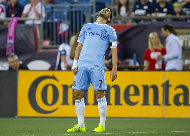 Soccer | New York City FC (5-9-6) vs. Orlando City FC (6-8-6)