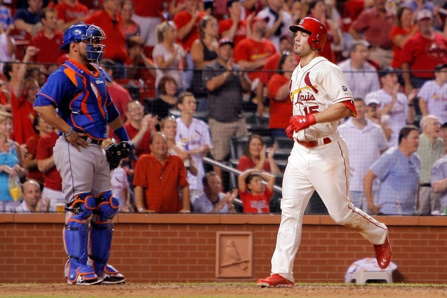 St. Louis Cardinals vs. New York Mets - 7/18/15 MLB Pick, Odds, and Prediction