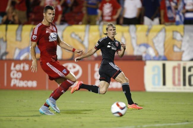 Philadelphia Union vs. DC United MLS Pick, Odds, Prediction - 7/26/15