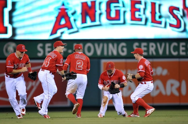 Los Angeles Angels vs. Boston Red Sox Game 1 - 7/20/15 MLB Pick, Odds, and Prediction