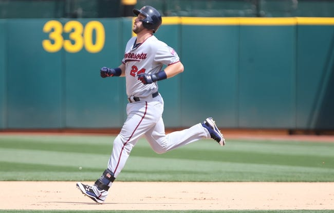 Oakland Athletics vs. Minnesota Twins - 5/30/16 MLB Pick, Odds, and Prediction