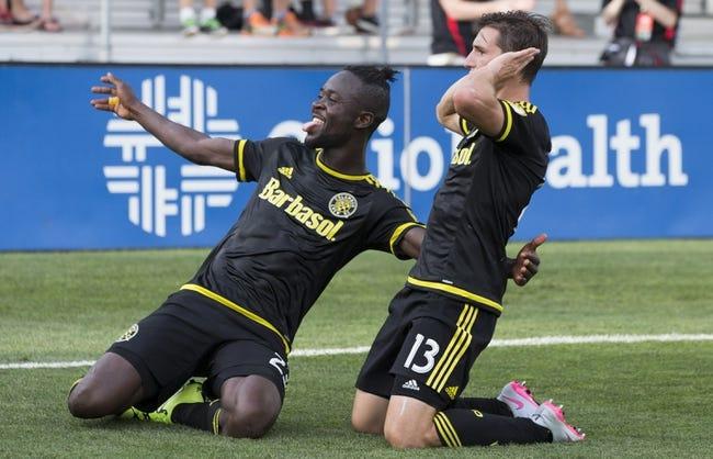 Toronto FC vs. Columbus Crew SC MLS Pick, Odds, Prediction - 7/25/15