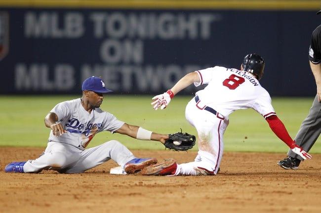 Braves vs. Dodgers - 7/21/15 MLB Pick, Odds, and Prediction