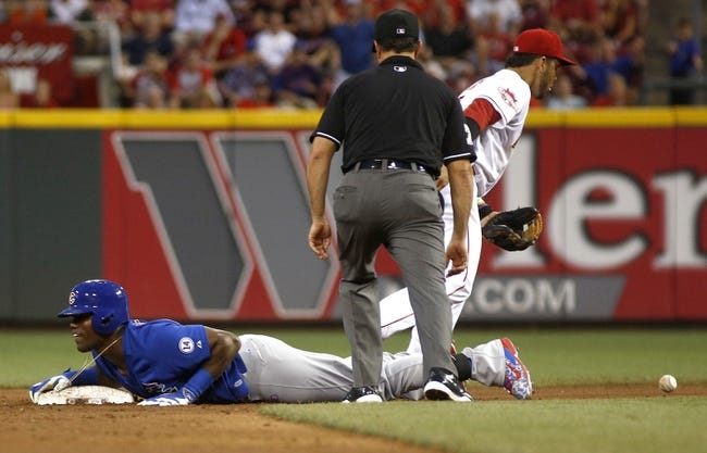 Cincinnati Reds vs. Chicago Cubs - 7/21/15 MLB Pick, Odds, and Prediction