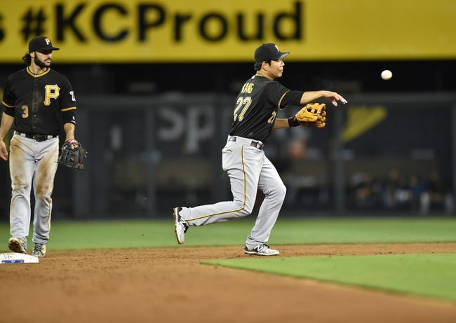 Kansas City Royals vs. Pittsburgh Pirates - 7/22/15 MLB Pick, Odds, and Prediction