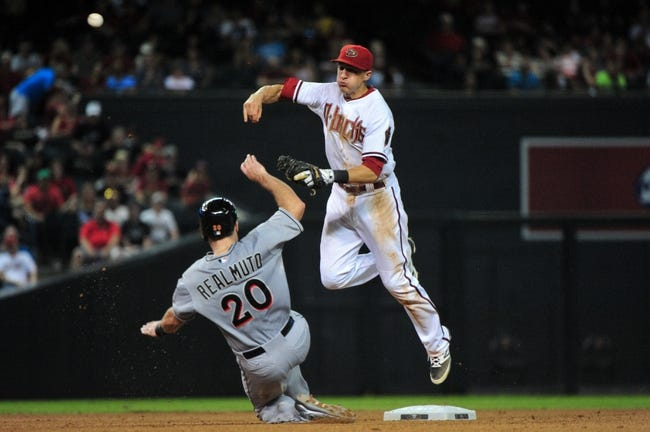 Arizona Diamondbacks vs. Miami Marlins - 7/21/15 MLB Pick, Odds, and Prediction