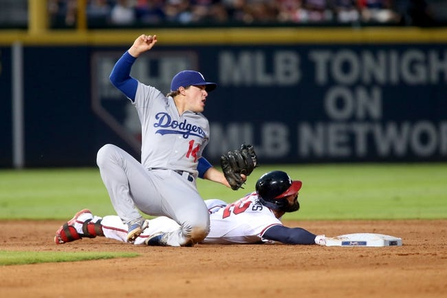 Braves vs. Dodgers - 7/22/15 MLB Pick, Odds, and Prediction