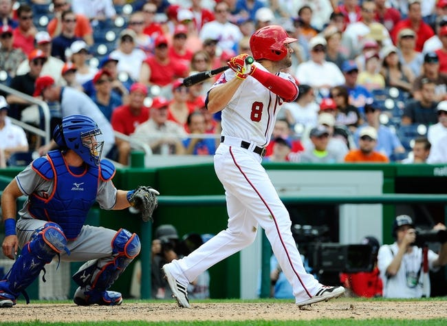 Mets vs. Nationals - 7/31/15 MLB Pick, Odds, and Prediction