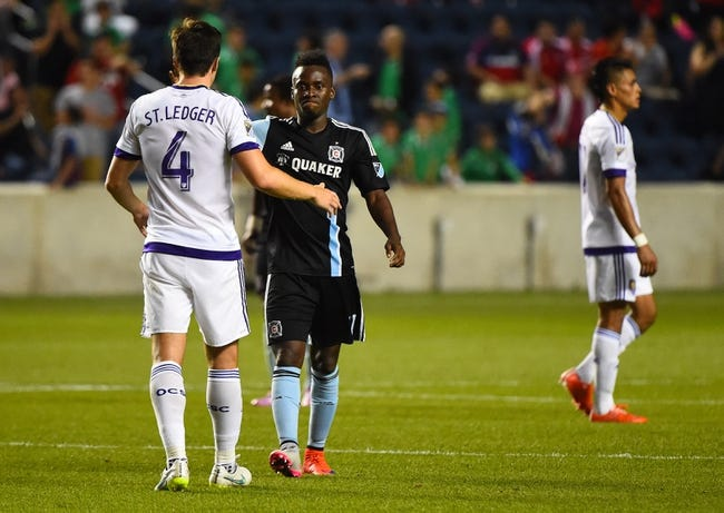 New England Revolution vs. Chicago Fire MLS Pick, Odds, Prediction - 7/25/15