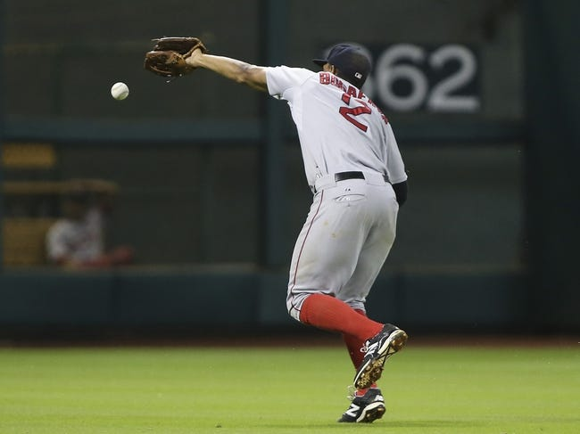 Houston Astros vs. Boston Red Sox - 7/23/15 MLB Pick, Odds, and Prediction