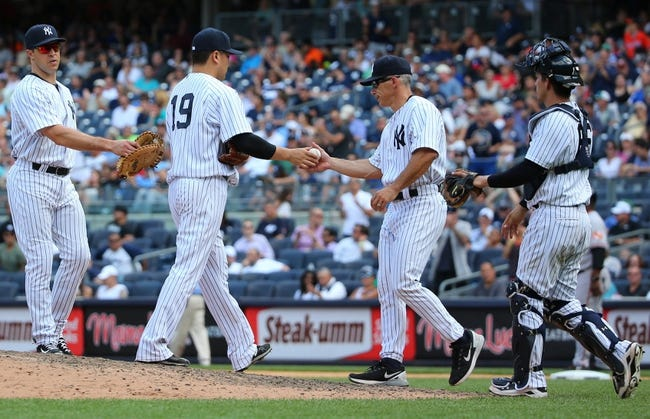Yankees vs. Orioles - 9/7/15 MLB Pick, Odds, and Prediction