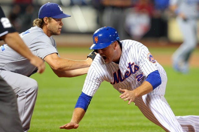 New York Mets vs. Los Angeles Dodgers - 7/24/15 MLB Pick, Odds, and Prediction