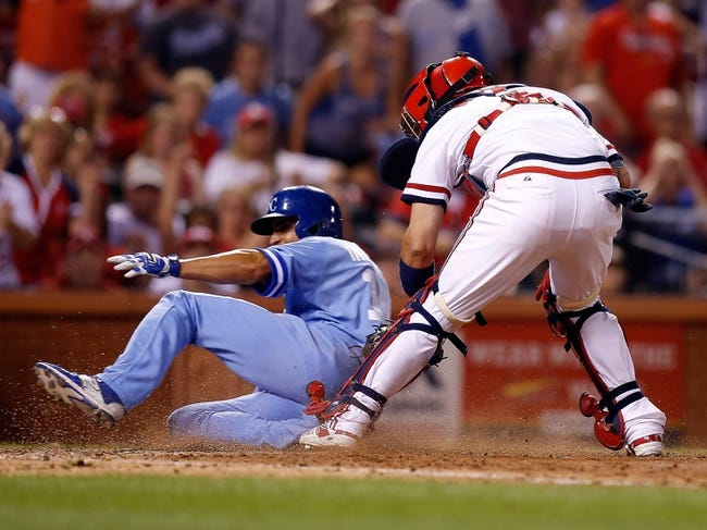 Royals vs. Cardinals - 6/27/16 MLB Pick, Odds, and Prediction