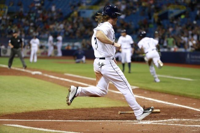 Tampa Bay Rays vs. Baltimore Orioles - 7/25/15 MLB Pick, Odds, and Prediction