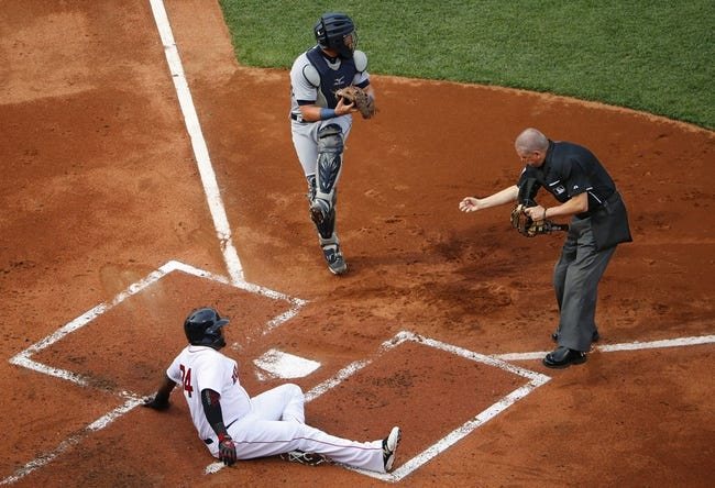 Boston Red Sox vs. Detroit Tigers - 7/26/15 MLB Pick, Odds, and Prediction