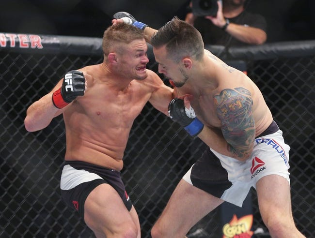 Shane Campbell vs. James Krause UFC Pick, Preview, Odds, Prediction - 2/21/16