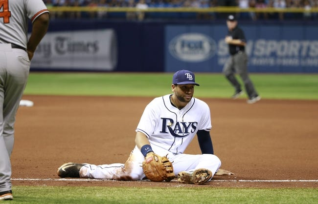 Tampa Bay Rays vs. Baltimore Orioles - 7/26/15 MLB Pick, Odds, and Prediction