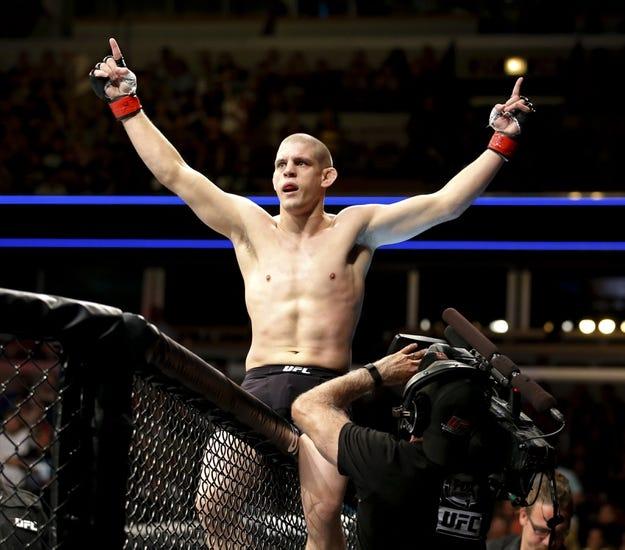Diego Sanchez vs. Joe Lauzon UFC 200 Pick, Preview, Odds, Prediction - 7/9/16