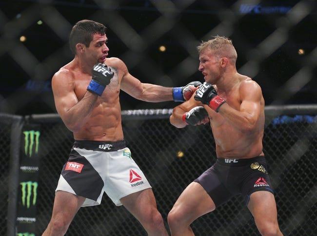 Renan Barao vs. Jeremy Stephens UFC Fight Night 88 Pick, Preview, Odds, Prediction - 5/29/16